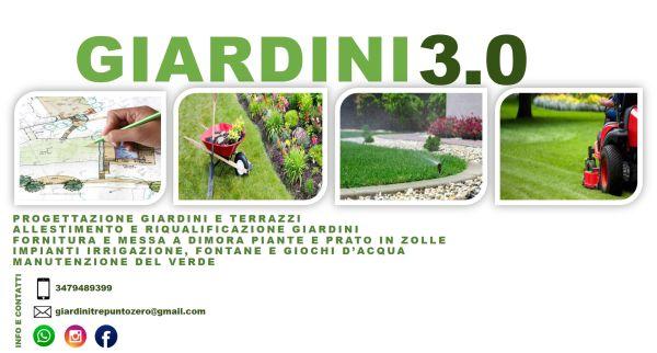 Rifacimento Giardini
